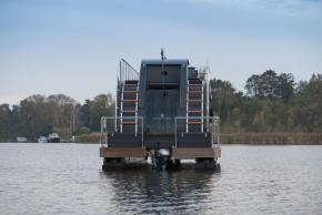 Nautilus Hausboote Berlin berlin krüpelsee berlin brandenburg nautilus hausboot urlaub